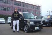 新潟県 水戸さん 購入した車:ダイハツ ムーヴコンテ
