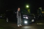 新潟県 五十嵐さん 購入した車:トヨタ ヴェルファイア