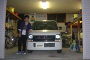 新潟県 高橋さん 購入した車:スズキ ワゴンR
