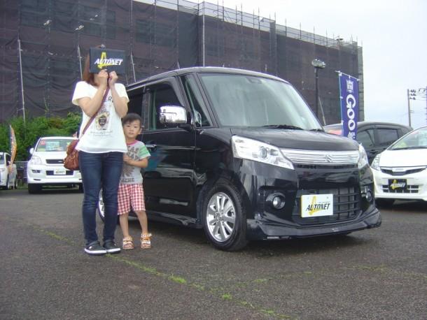 新潟県 Tさん 購入した車:スズキ スペーシアカスタム