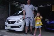 新潟県 上野さん 購入した車:スズキ セルボ