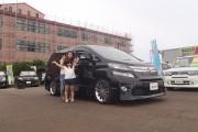 新潟県 樋口さん 購入した車:トヨタ ヴェルファイア