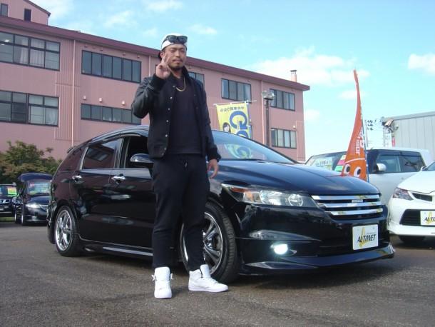 新潟県 五十嵐さん 購入した車:ホンダ ストリーム