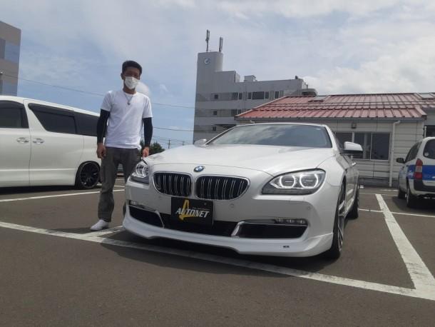 納車BMW岡崎様